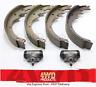 Brake Shoe & Wheel Cylinder SET - for Nissan Patrol MQ MK 4.0P 2.8P 3.2D (80-88)