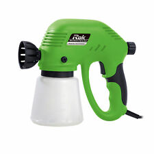 Paint Spray Gun ROK Electric Paint Airless Sprayer 80w out Performs W95 Wagner