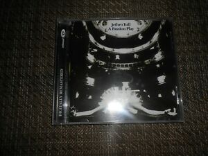 A Passion Play {Remaster} by Jethro Tull ( CD 2003 Chrysalis EU )