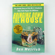 BRINGING DOWN THE HOUSE by Ben Mezrich (2003, Paperback)