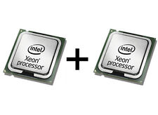 2x Intel Xeon X5660 CPU 12x 2,8 GHz Six Core Prozessor - SLBV6 - Matched Pair