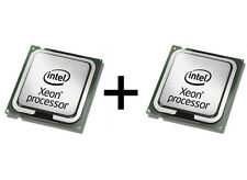 2x Intel Xeon x5670 12x 2,93 GHz Six Core procesador matched pair zócalo LGA 1366