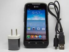 Gently Used Samsung Galaxy Rugby Pro SGH-I547 - 8GB - (AT&T) Unlocked Smartphone