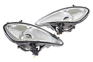 Genuine Mercedes Fog Driving Light Left + Right W221 Sedan 2218200156