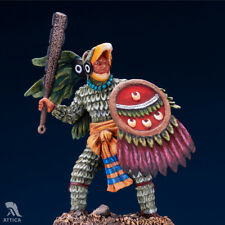 Aztec Eagle Warrior Tin Painted Toy Soldier Pre Sale | Collectible