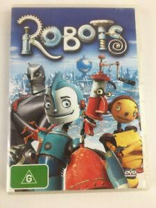 Robots (DVD, 2005) - R4 PAL