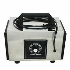 Ozone Generator Air Purifier Timer Control Machine Electrical Stainless Steel