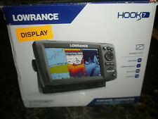 Lowrance Hook 7 CHIRP GPS Chartplotter Fishfinder & SplitShot + US Inland Maps