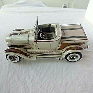 Danbury Mint 1929 Ala Kart George Barris Ford Truck 1:24 Scale Diecast Pickup