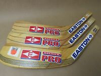 Lot of 3 EASTON Roenick Pro Hockey Stick Blade Replacements LEFT