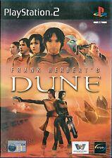 Frank Herbert's Dune Sony Playstation 2 PS2 11+ Action Adventure Game