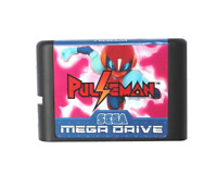 Pulseman 16 bit MD Game Card For Sega Mega Drive For Genesis
