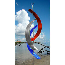 Large Abstract Metal Freestanding Sculpture Firecracker Massive by Jon Allen
