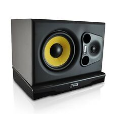 NEW Pyle Acoustic Sound Isolation Recoil Stabilizer Speaker Riser Platform Base