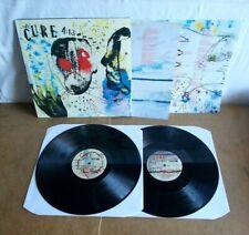 THE CURE : 4:13 DREAM - 2 LP USA 2008 with inner - SURETONE / GEFFEN B0010913