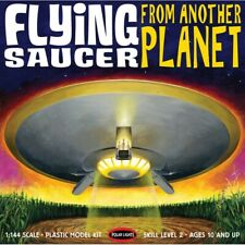 Flying Saucer From Another Planet 1:144 Model Kit from Polar Lights PRE-SALE