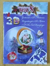 K.Jittenmeier, TBZ 3D Bastelbuch * Weihnachten * 23 Bogen