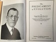 The Predicament of Evolution George Price © 1925 Southern Publishing PB 128 Pgs