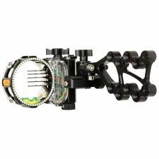 New Trophy Ridge React Pro Bow Sight LH Black 5 (.019) Pins Model# AS825L19
