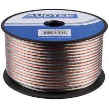 Audtek SPWA-12-100 12 AWG Speaker Wire 100 ft. Spool