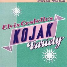 ELVIS COSTELLO - Costello's Kojak Variety (CD 1995) USA First Edition MINT