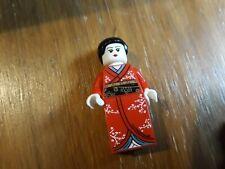 Lego genuine minifigure geisha