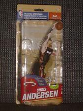 NEW BASKETBALL McFARLANE SERIES #26 CHRIS ANDERSON MIAMI HEAT