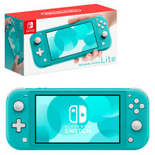 Nintendo Switch Lite Turquoise Console NEW