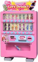 Licca-chan Toys Takara Tomy Licca Doll Vending Machine Box set from Japan