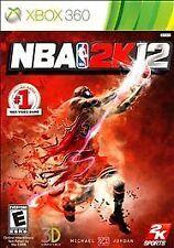 Nba 2K12 XBOX 360 Sports (Video Game)