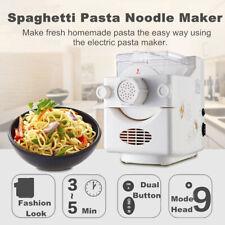 Pasta Noodle Maker Spaghetti Roller Cutter Machine Motor Attachment Set  U