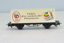 MARKLIN HO 84408 CONTAINER WAGON 90 YEARS GH176