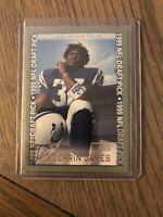 1999 Topps EDGERRIN JAMES Rookie RC *Colts*