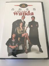 BRAND NEW A FISH CALLED WANDA FULL & WIDESCREEN DVD MOVIE JAMIE LEE CURTIS