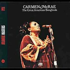 Carmen Mcrae - The Great American Songbook (NEW CD)