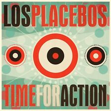 LOS PLACEBOS - TIME FOR ACTION (DIGIPAK)  CD NEUF