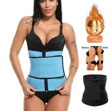 Sauna Waist Trainer Cincher Slimming Belt For Plus Size Women Shaper Neoprene
