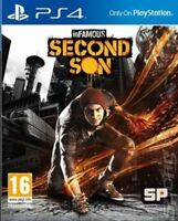 PlayStation 4 inFAMOUS: Second Son (PS4) Mint- 1st Class Delivery