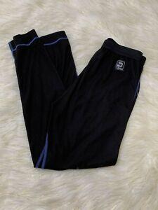Polarmax pants womens light weight Sz L Black Acclimate Dry technical layer