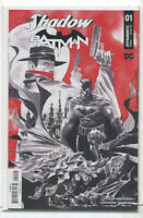 Batman- The Shadow #1 NM  Cover F  Dynamite/DC  Comics **21