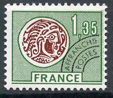 TIMBRE FRANCE NEUF PREOBLITERE N° 137 ** / MONNAIE GAULOISE