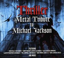 Various Artists - Thriller: A Metal Tribute to Michael Jackson / Various [New CD