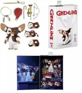 NECA Gremlins Gizmo Ultimate Action Figur Special Edition Weihnachten - Neu OVP