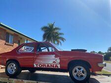 Holden Torana Same as Monaro Era