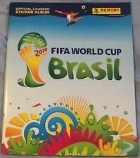 FIFA World Cup Soccer 2014 Brazil PANINI Album reprint