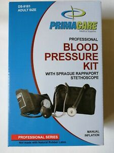 Primacare Professional Blood Pressure Kit DS-9181 With Stethoscope
