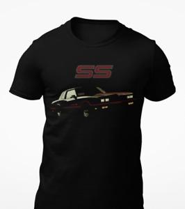 1986 Chevy Monte Carlo SS Short-Sleeve Unisex T-Shirt