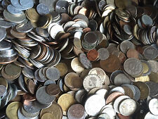 VARIOUS BULK WORLD COINS CHOOSE THE AMOUNT YOU WANT LUCKY DIP