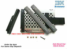 "Hard Drive.HDD.Cover.Caddy.T60.T60p.T61.T61p.15.4."".Lenovo.IBM.Thinkpad.FULL KIT"