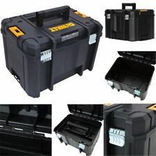 Dewalt ToughSystem Ds450 Mobile Storage (Black) Dwst08250 New